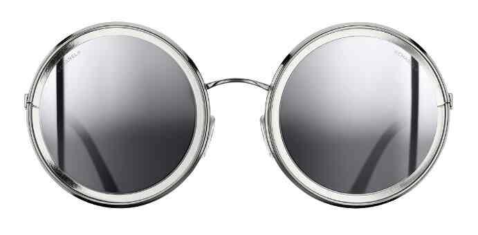 125866a3 Chanel-Round-Summer-Sunglasses-Silver-Mirror-A71211-L1856