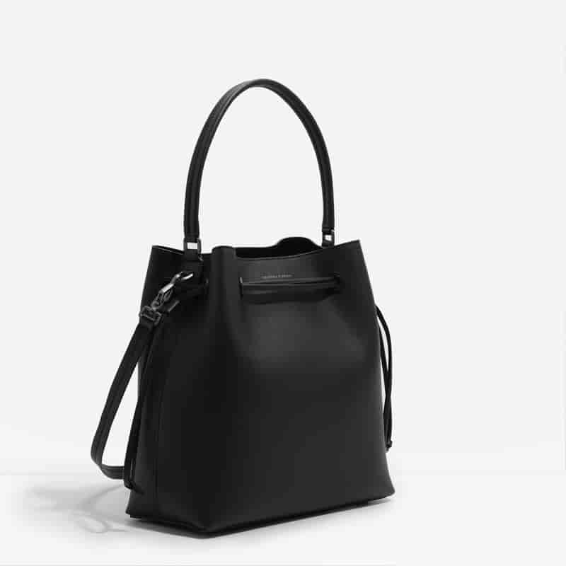 Charles & Keith Drawstring Shoulder Bag G4H0Ub