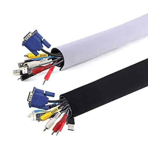 Buy Chronex SafeCables Cable Management (2 meter Super Long ...