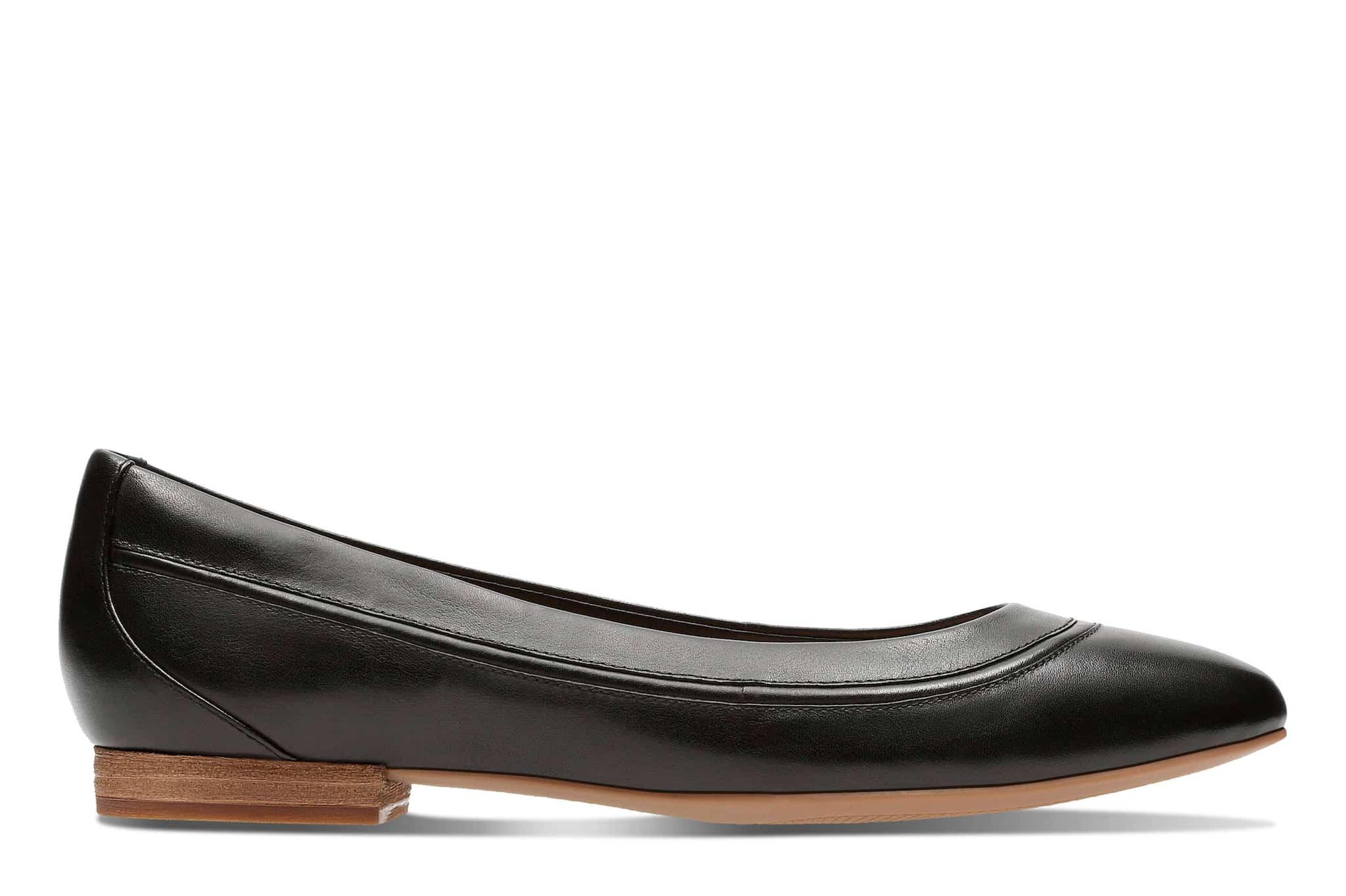 Buy Clarks Loriann Jeni Flats Shoes