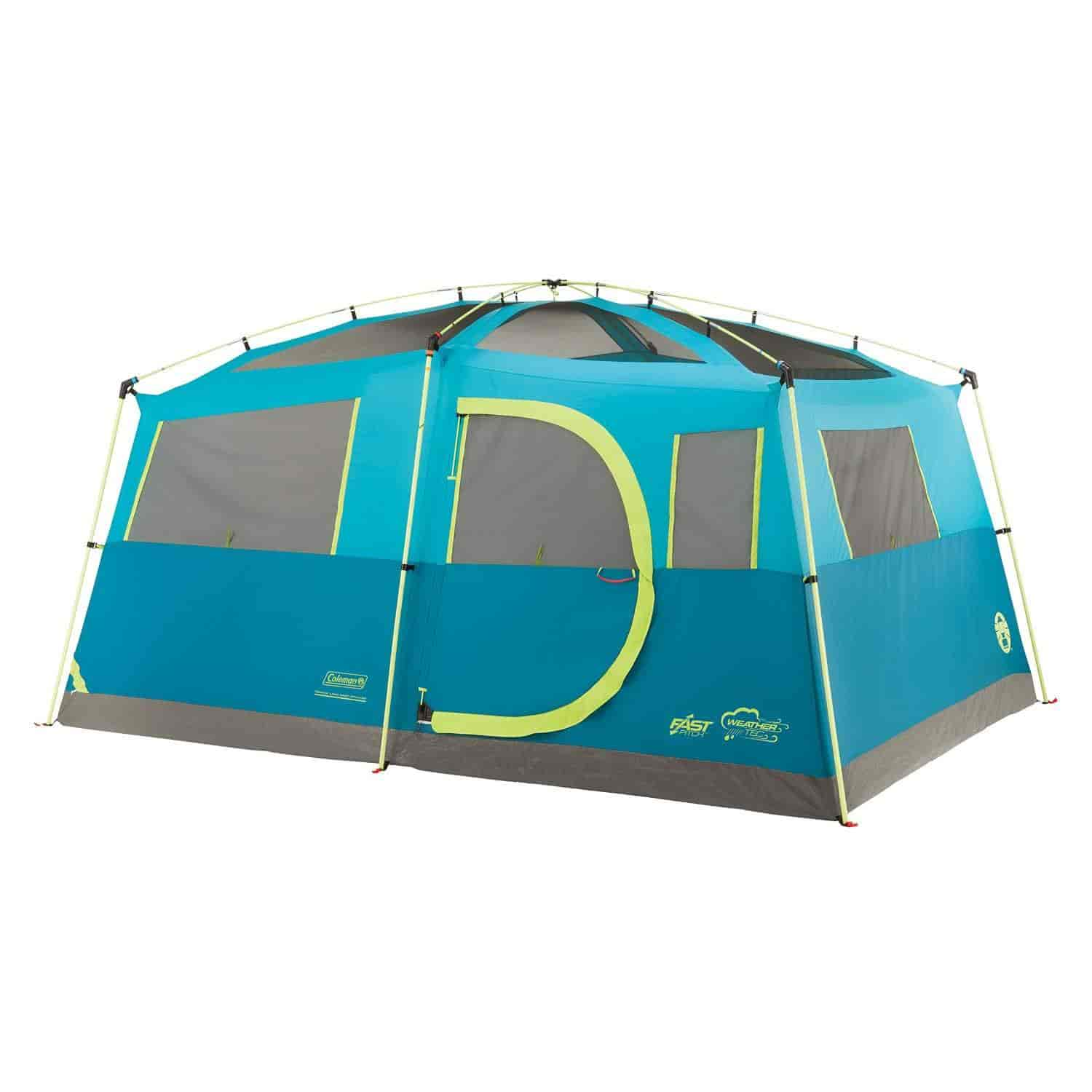 Coleman 8 Person Tenaya Lake Fast Pitch Cabin Tent with Closet  sc 1 st  Justdial & Buy Coleman 8 Person Tenaya Lake Fast Pitch Cabin Tent with Closet ...