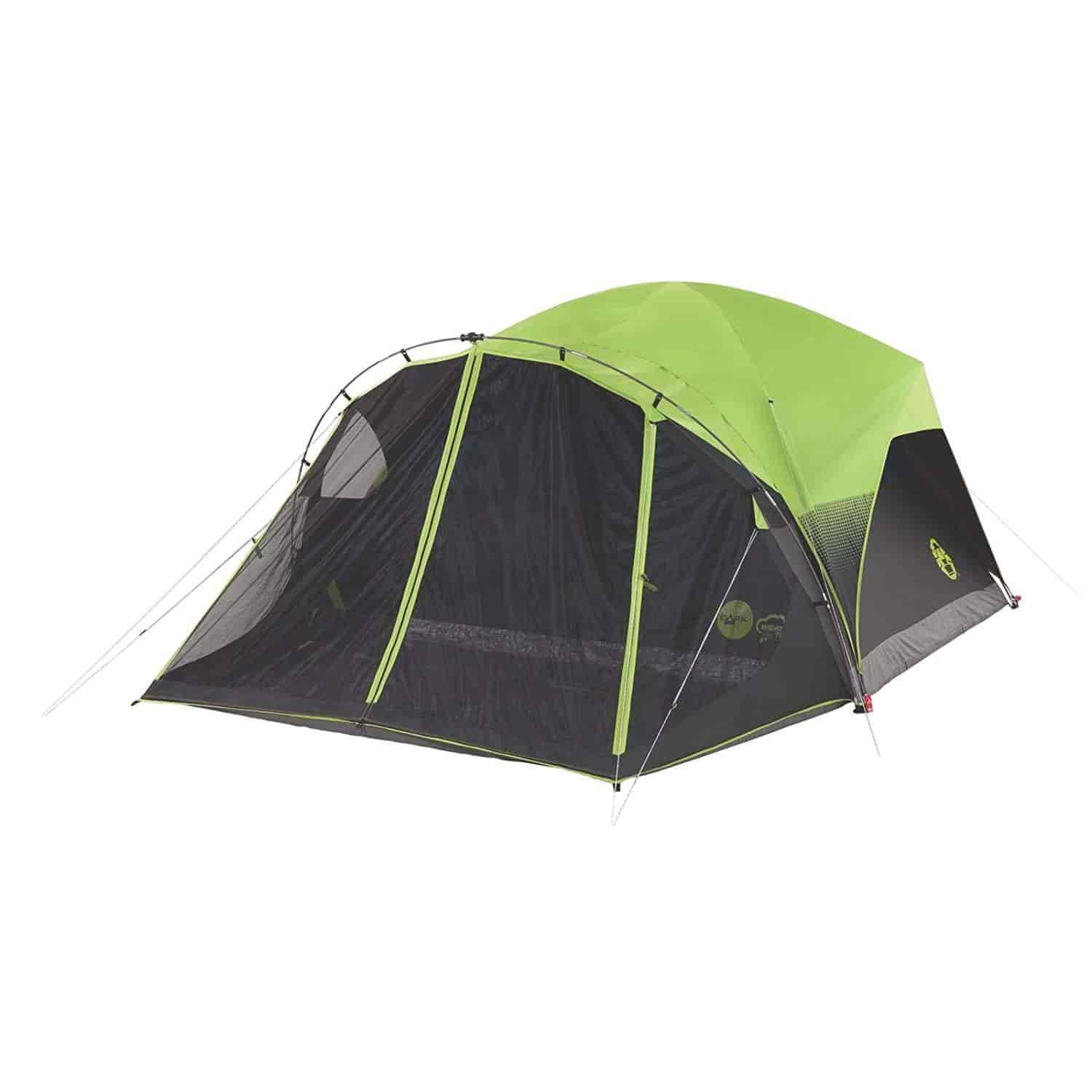 Coleman Carlsbad Fast Pitch 6-Person Dome Tent with Screen Room  sc 1 st  Justdial & Buy Coleman Carlsbad Fast Pitch 6-Person Dome Tent with Screen ...