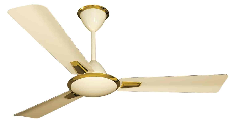 Crompton Greaves Aura 1200 Mm Ceiling Fan Ivory