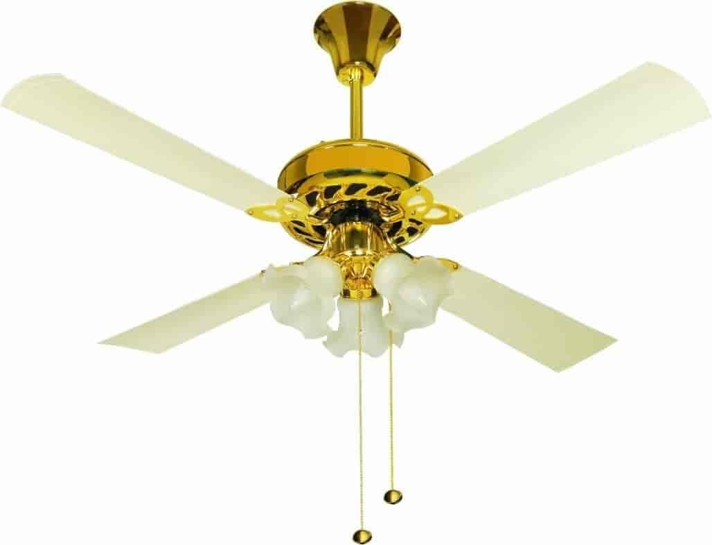 Crompton Greaves Ur 1200 Mm Ceiling Fan Ivory