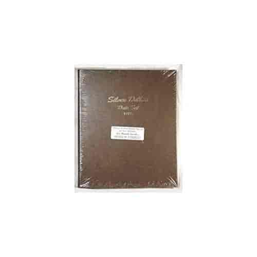 DANSCO Silver Dollar Date Set 1878 to Date Album #7172