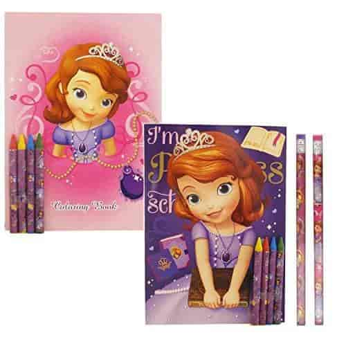 - Buy Disney Princess Sofia School And Pink Coloring Books (2 Books),  Features, Price, Reviews Online In India - Justdial
