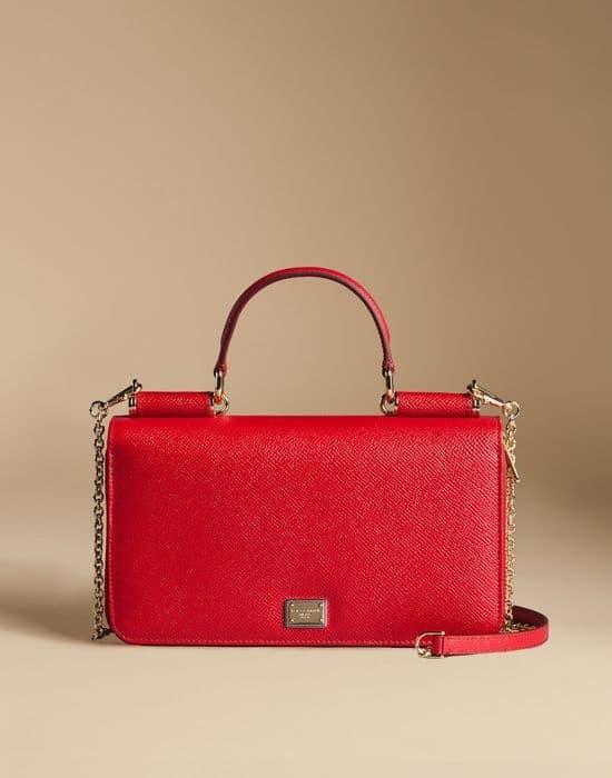 Dolce Gabbana Women Wallet Red 51120232gg