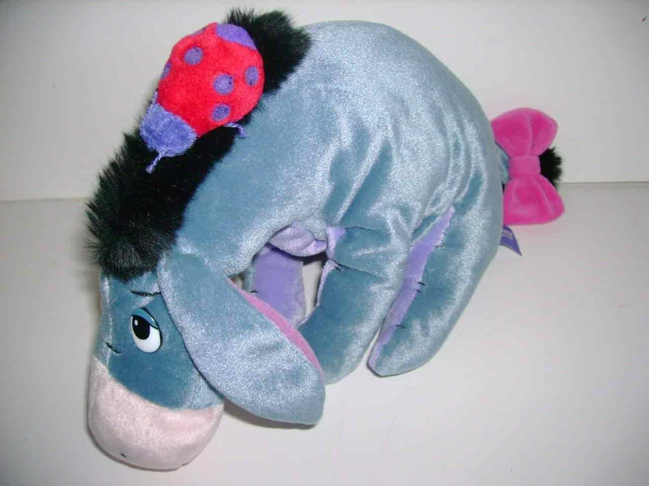 Buy Eeyore With Lady Bug 11 Long From Winnie The Pooh Disney By Gund Flamingo