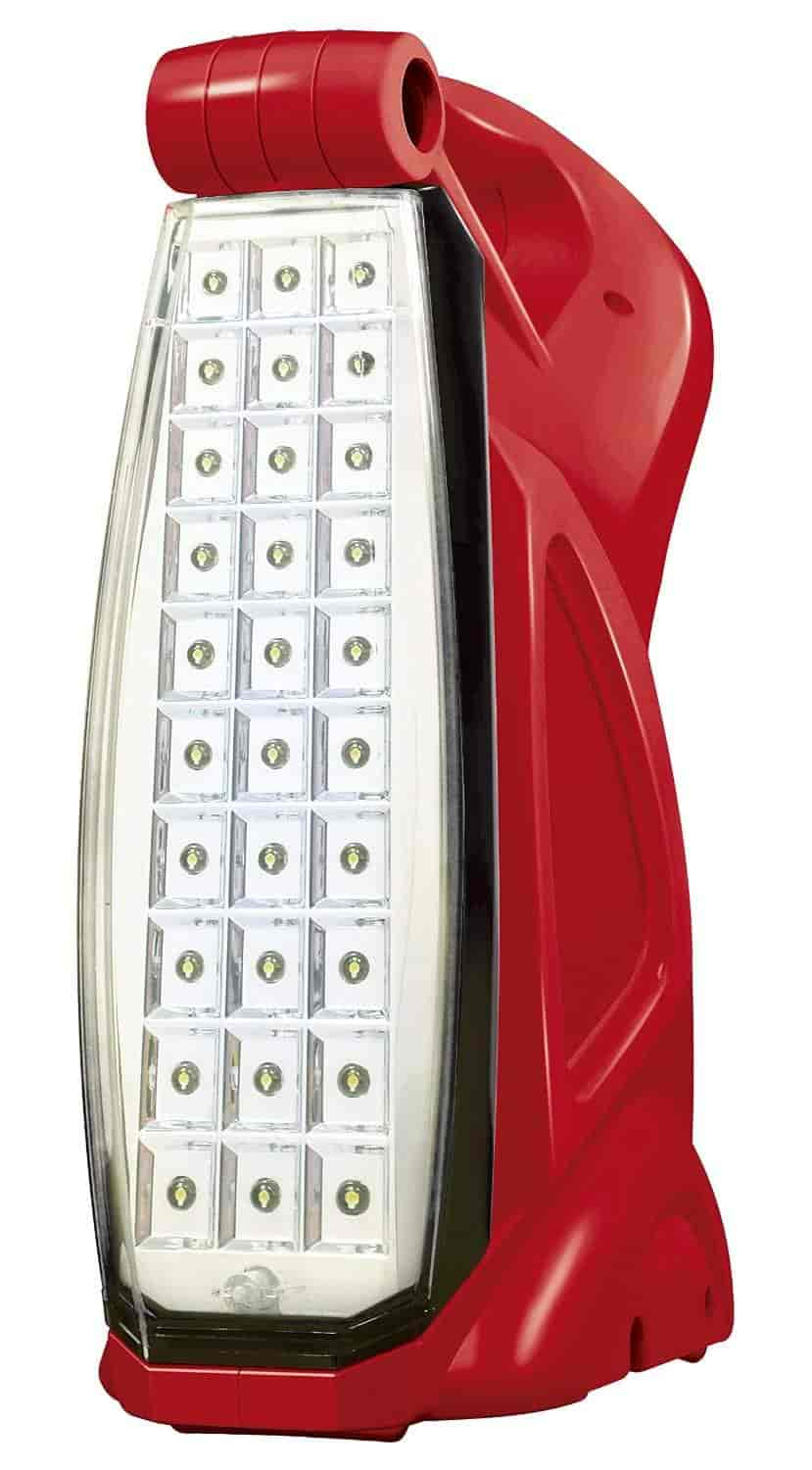 Buy Eveready HL52 39-LEDs Rechargeable Home Light (Red), Features ...