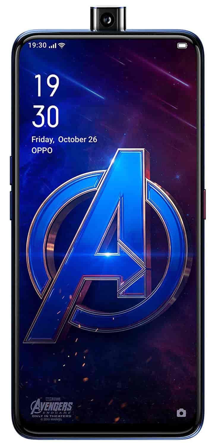 Oppo-F11-Pro-Marvels-Avengers-Limited-Edition-(RAM-6-GB-128-GB-Space-Blue)
