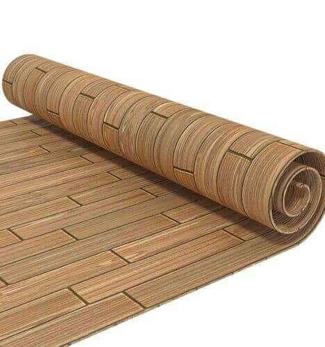 Wooden Floor Coverings And Pvc Floors