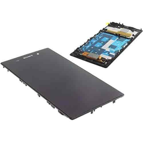 For-Sony-Xperia-Z1-Full-LCD-Display-Touch-Screen-Digitizer-Frame-Mobile-Phone-Repair-Part-Replacement