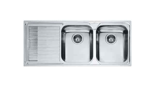 Franke Logica LOL 621 Dekor Kitchen Sink [101.0022.264]