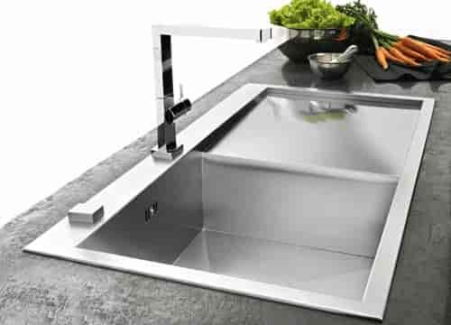 Franke Planar Ppx 611 Stainless Steel Kitchen Sink 101 0050 482