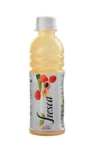 Buy Fresca Litchi Juice - 300 ml, Features, Price, Reviews