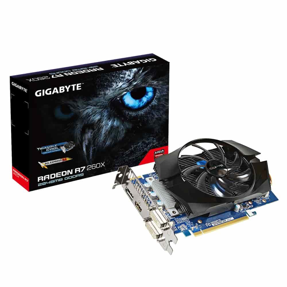 Gigabyte-AMD-Radeon-R7-200-Graphic-Card-GV-R726X-2GD