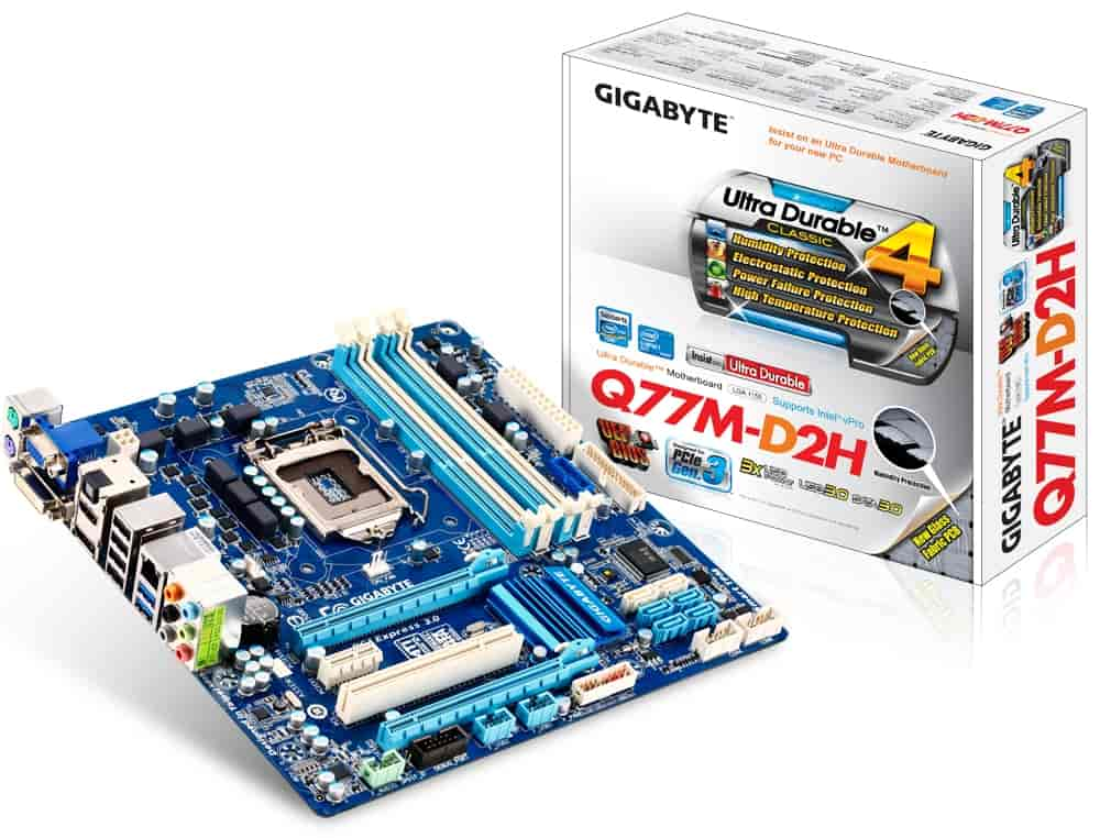 Gigabyte GA-Q77M-D2H Disk Mode Switch Driver for Mac
