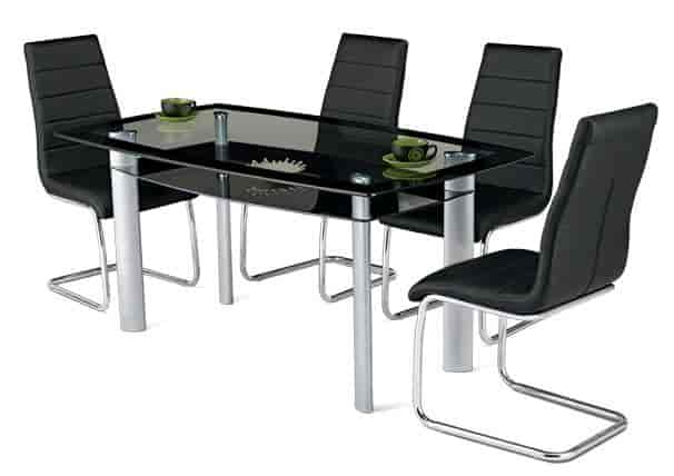 Buy Godrej Interio Glaze Dining Table Features Price Reviews