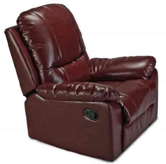 Recliner Sofa Price Small Leather Couch Single Recliner