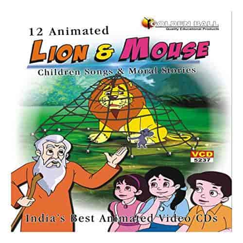 Buy Golden Ball Moral Stories ( Lion & Mouse ) (VCD