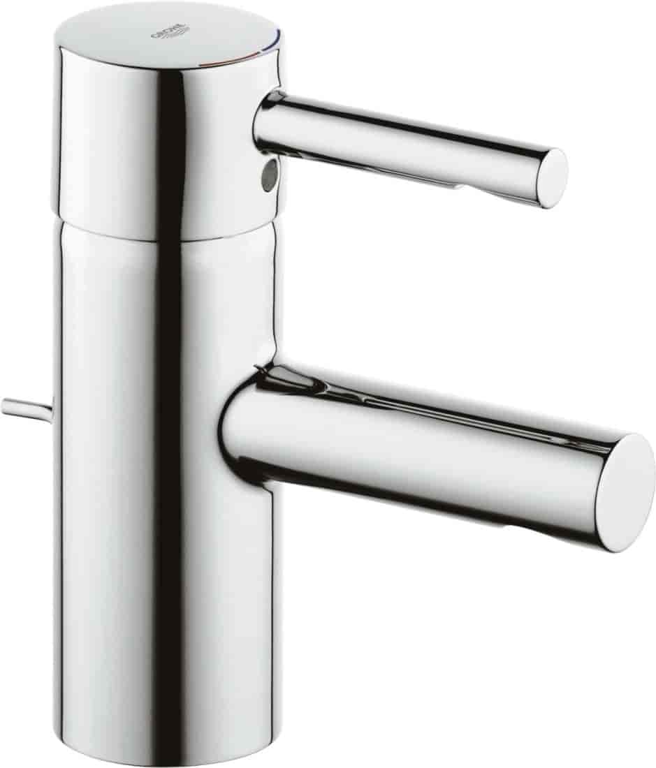 Buy Grohe Essence Single Lever Basin Mixer Faucet Chrome [33562 000 ...
