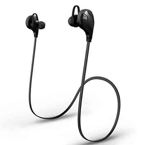 Habor Bluetooth Headphone V40 Wireless Sport Headphones With Microphone For IPhone 6 6s