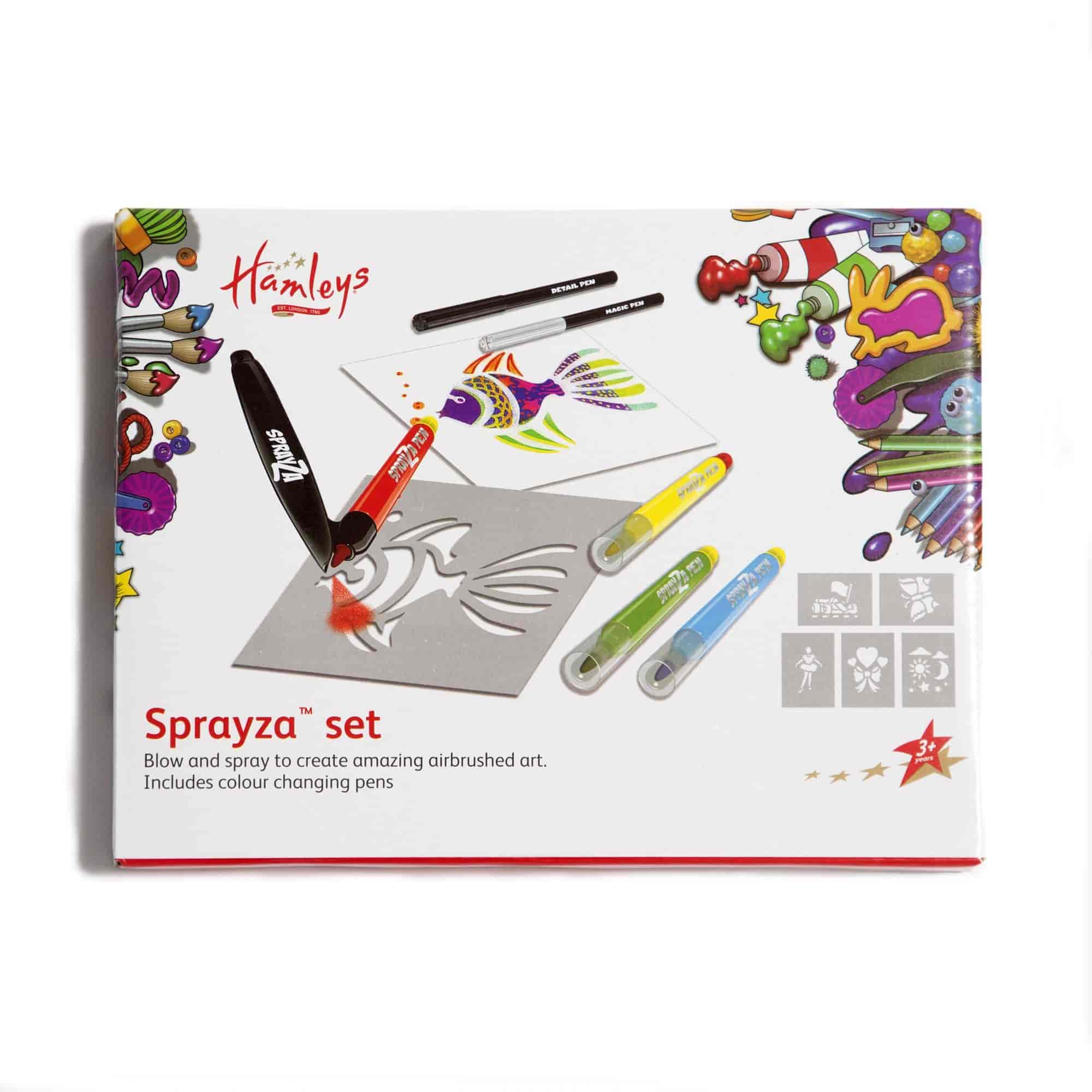 Buy Hamleys Spayza Set 164368 Features Price Reviews Online In