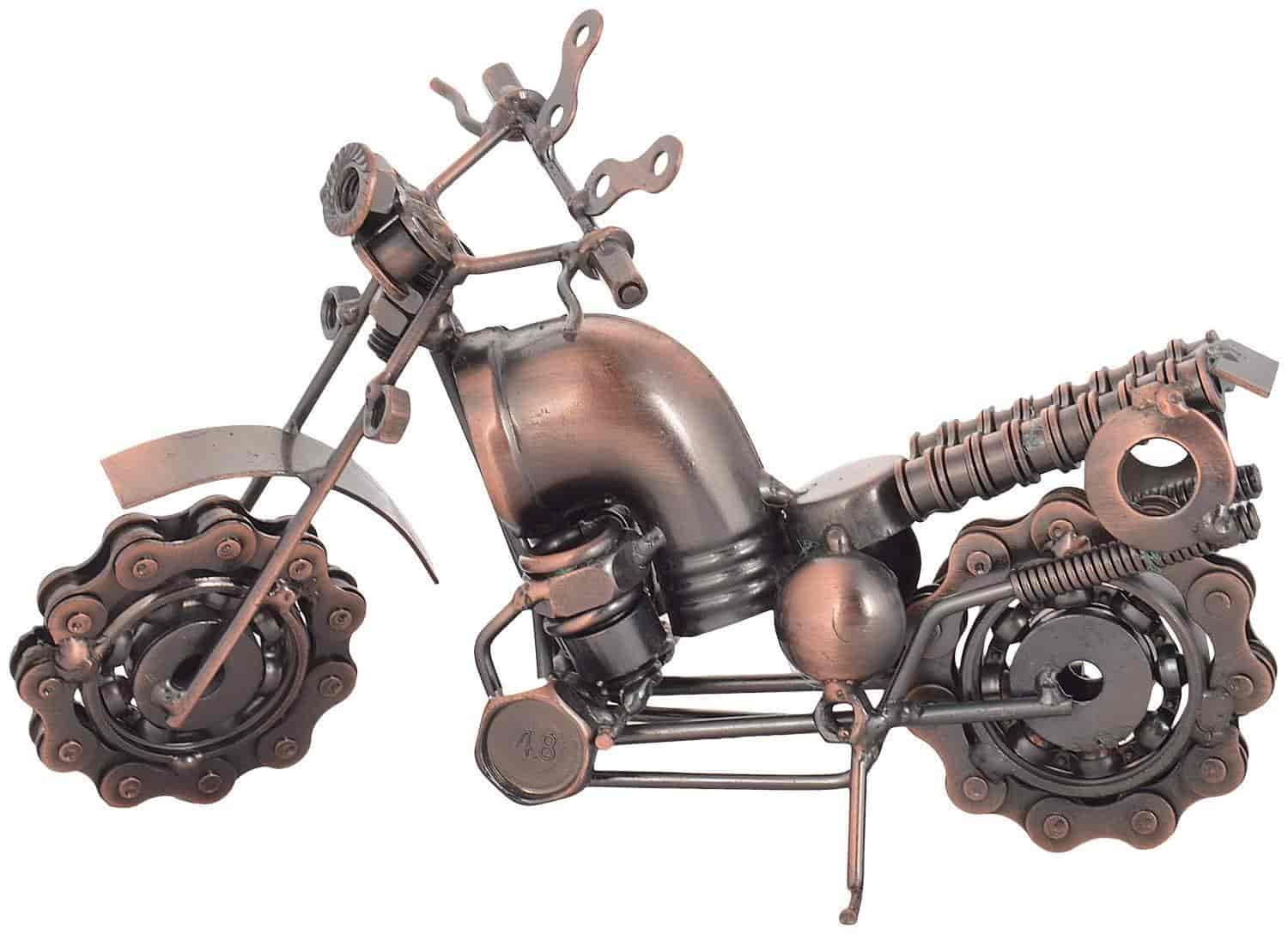 Handicrafts Bazaar Metal Bullet Bike 20 Cm X 11 HB