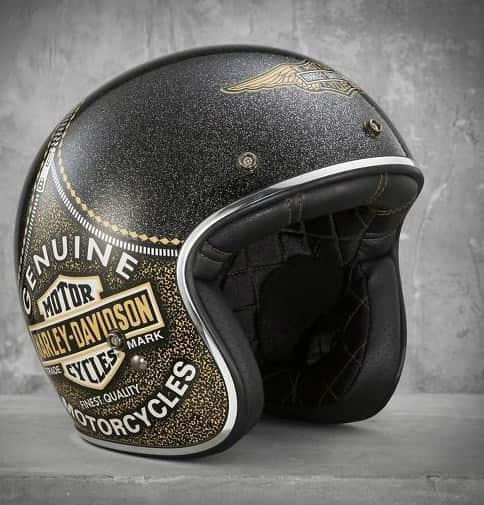 get cheap skate shoes half off Harley Davidson Women Tantalus Retro Open Face XL Helmet Gloss ...