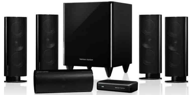 harman kardon home theatre. harman kardon 5.1 home theatre [hkts 65] a