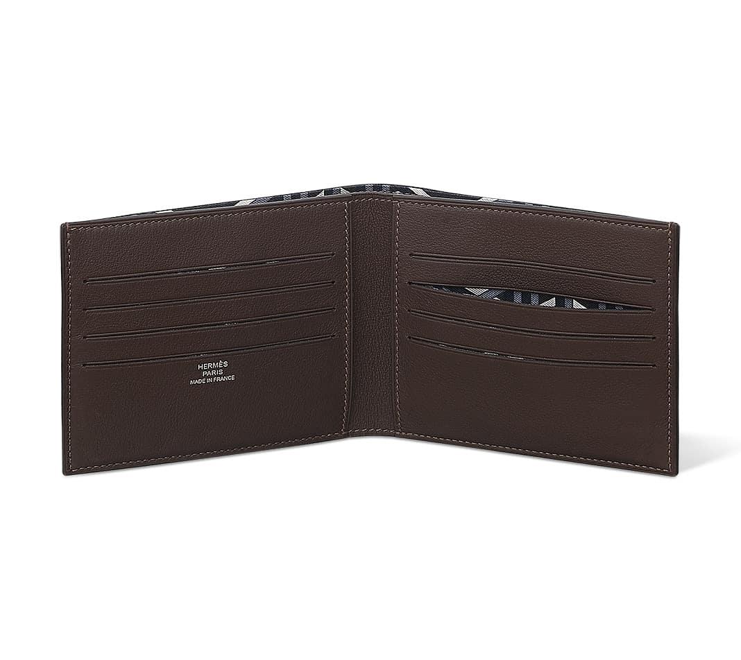 Hermes Wallets For Men - Brown – A2058 images