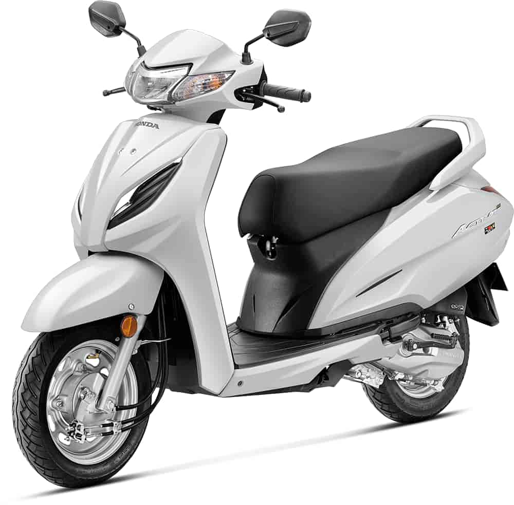 Buy Honda Activa 6g Deluxe Bs6 Pearl Precious White Features Price Reviews Online In India Justdial