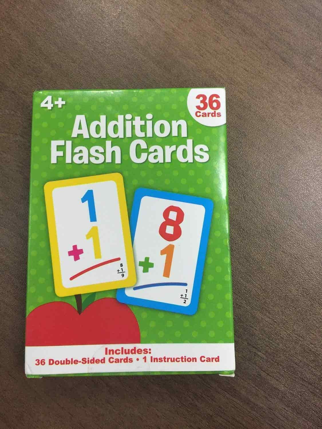 Buy Horizon Flash Cards Addition Flash Cards Features Price