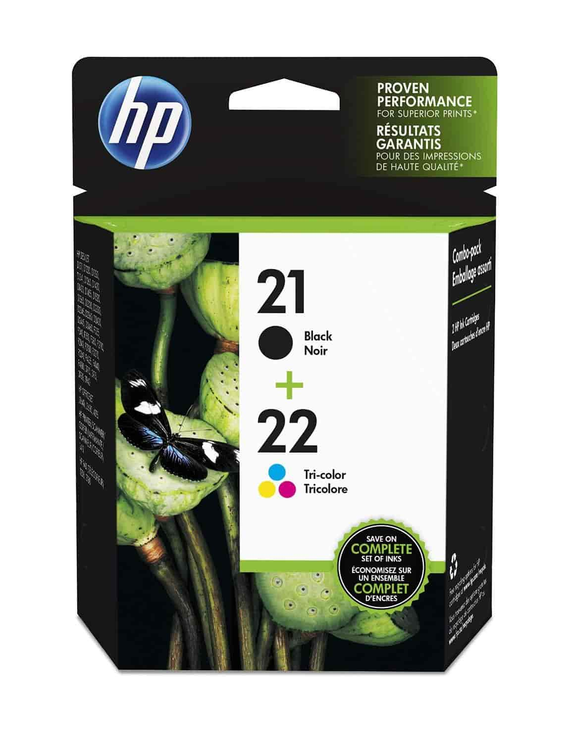 Fish aquarium just dial - Hp 21 22 Ink Cartridge Combo Pack