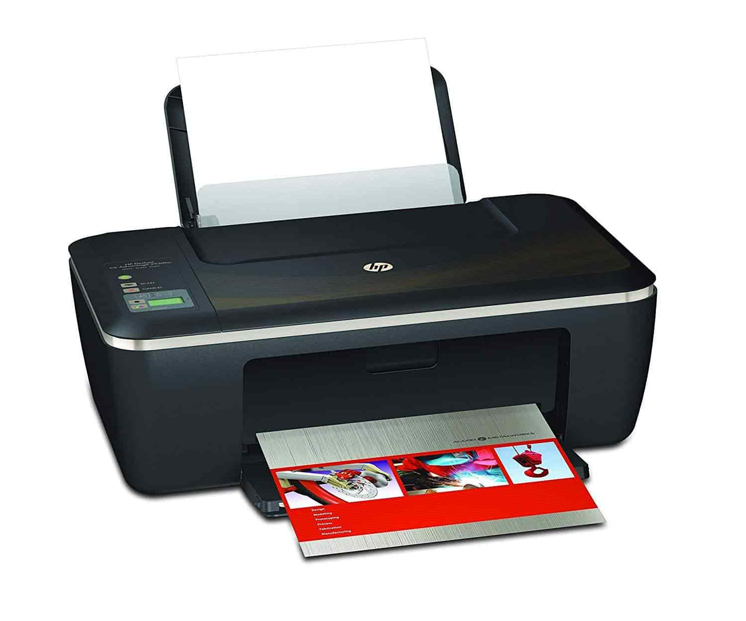 HP Deskjet 3845 Printer Setup