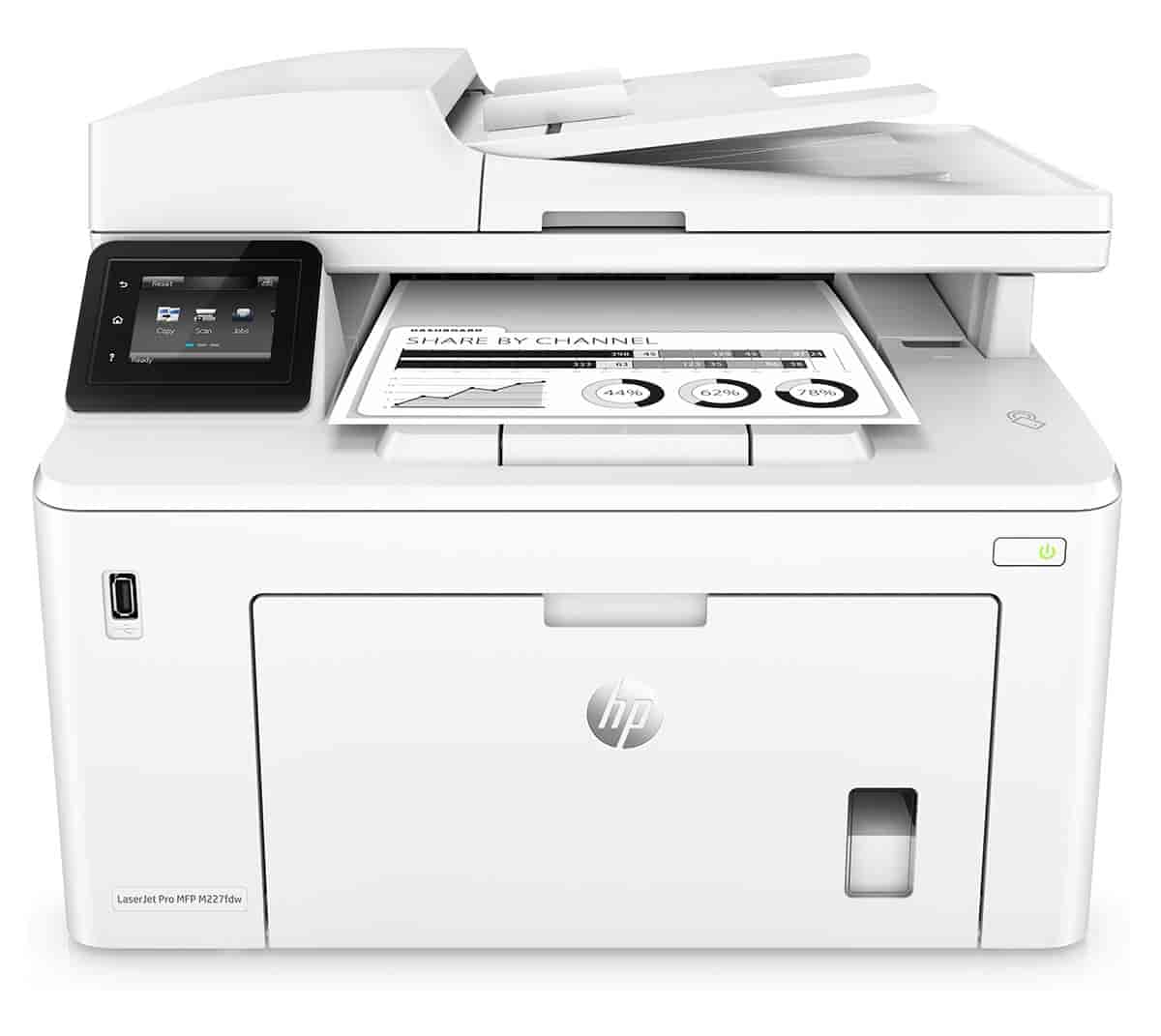 buy hp g3q75a laserjet pro mfp m227fdw multi function print color