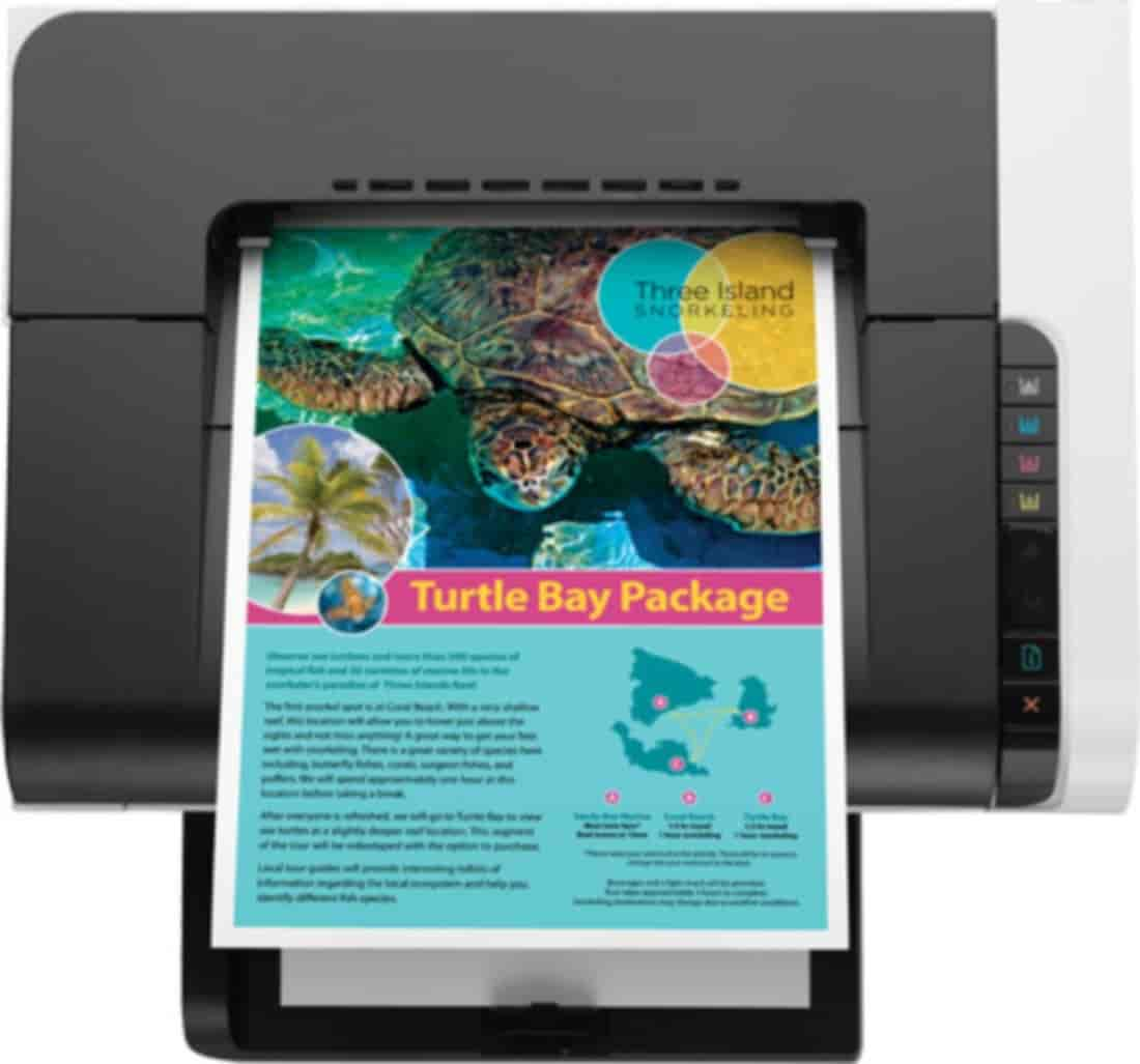 Laserjet cp1025 color программа