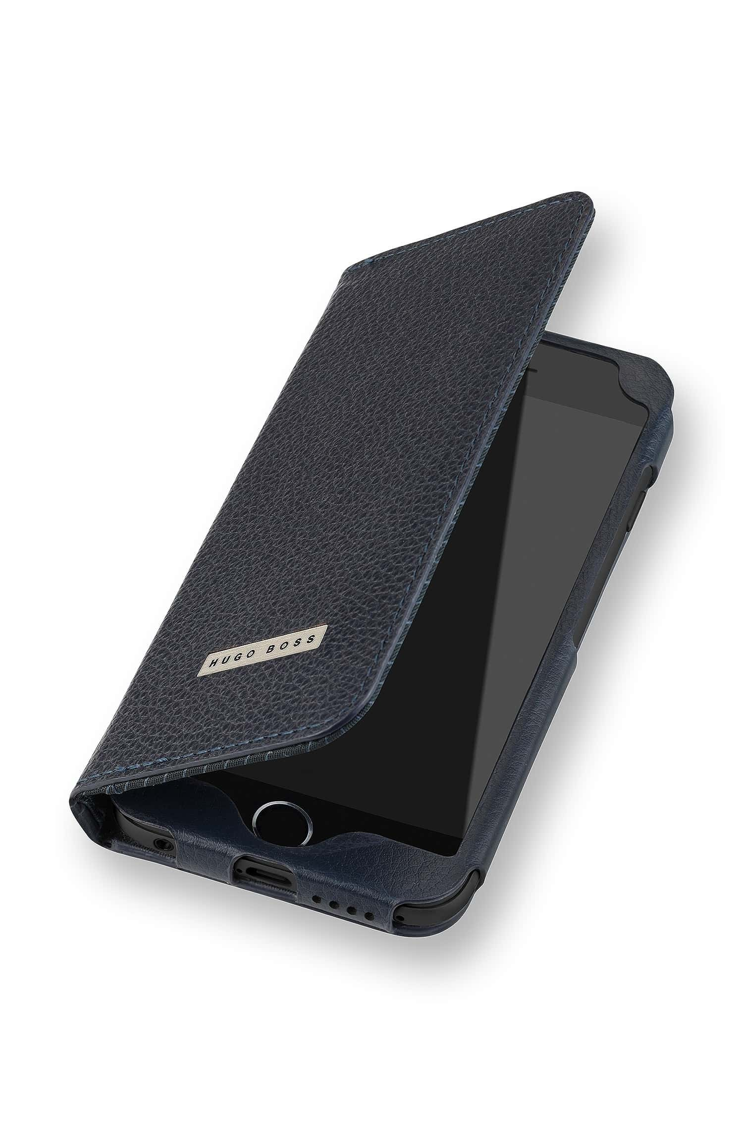 Boss leather booklet case 'folianti ip6 4. 7' for iphone 6 4. 7.