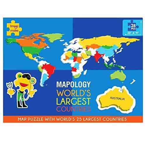 Imagi-Make-Mapology-Worlds-Largest-Countries-Foam-Map-Puzzle