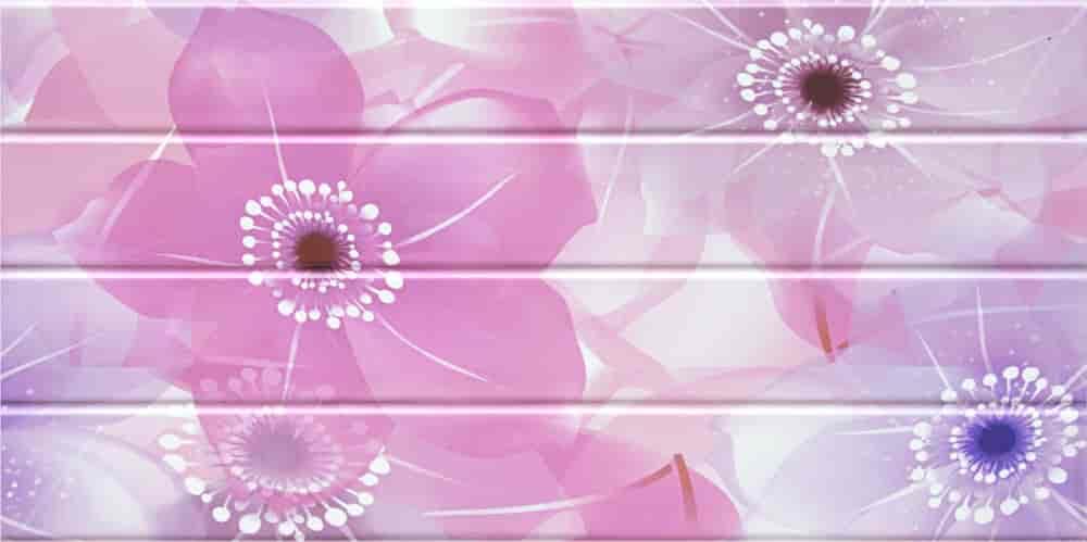 buy johnson marisol rose hl 30 x 60 cm ceramic wall tile lilac