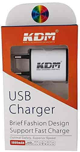 KDM-Travel-Wall-Charger-with-SmartID-Technology-Indian-Plug-for-iPhone-iPad-Samsung-Galaxy-HTC-Nexus-Moto-Blackberry-Bluetooth-Speaker-Headset-Power-B