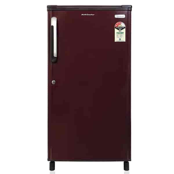 Kelvinator Kw181ebr Single Door Refrigerator 170 Litre 1 Star Burdy Red