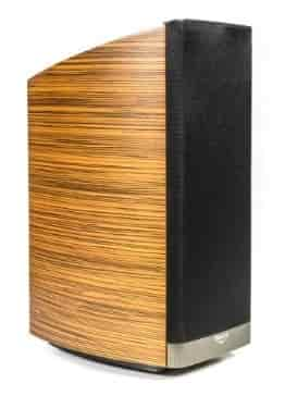 Klipsch Bookshelf Speaker Natural P 17B