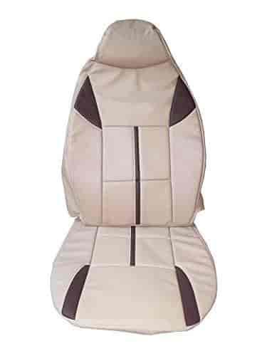 KVD Autozone Leatherite Car Seat Cover For Chevrolet Tavera 10 Seater