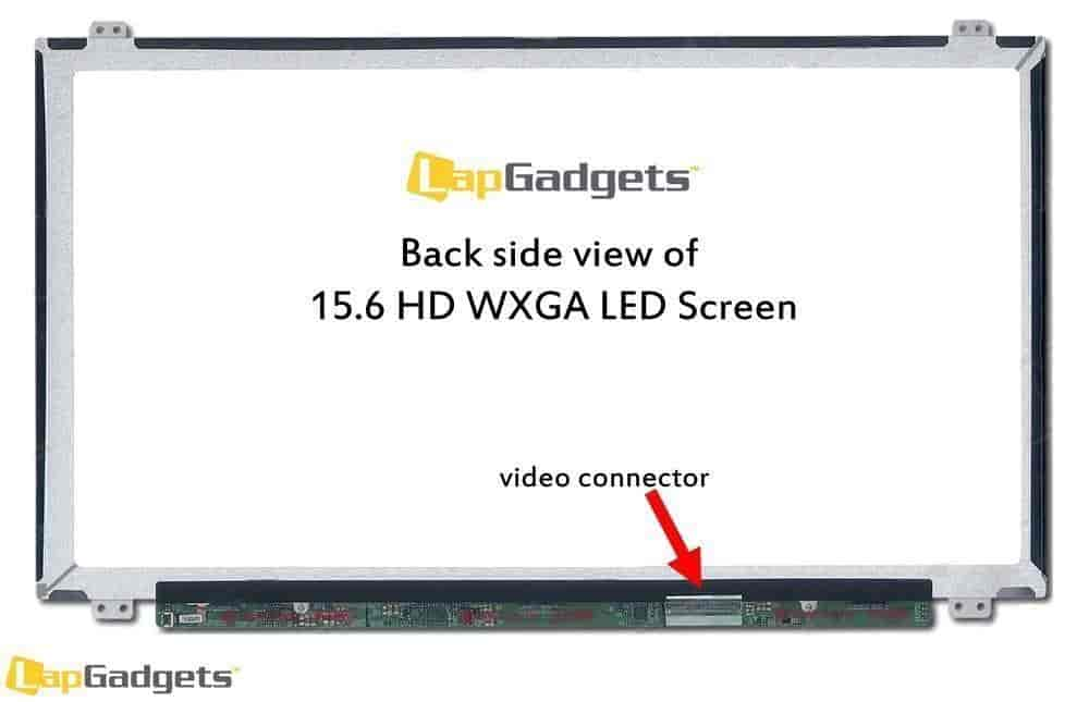 "HP 2000-2B20NR 689690-001 15.6/"" LED LCD Screen WXGA Laptop Display"