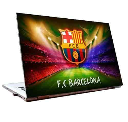 Buy Laptop Skins 15 6 Fc Barcelona Logo Hd Quality Dell