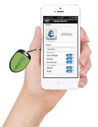 Buy LassoTag iBeacon - Green: Bluetooth Low Energy (BLE