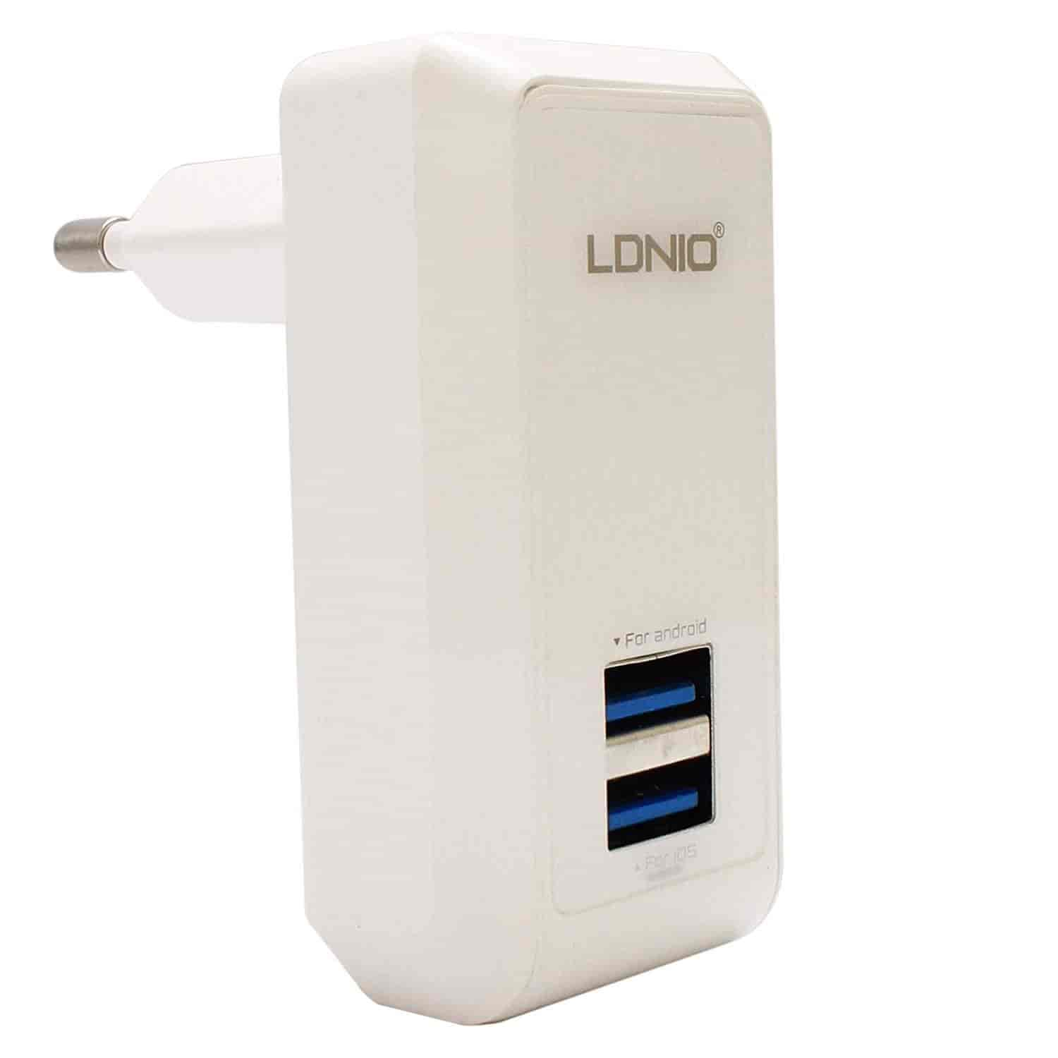 Buy Ldnio Multi Purpose 3 In 1 Usb Charging Combo Wall Charger Car 34a
