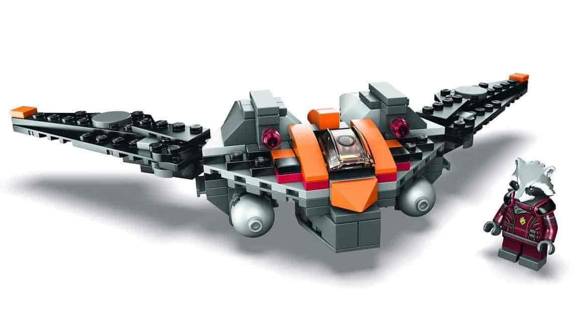 Buy Lego Rocket Raccoons Warbird Parts Instructions Kit With