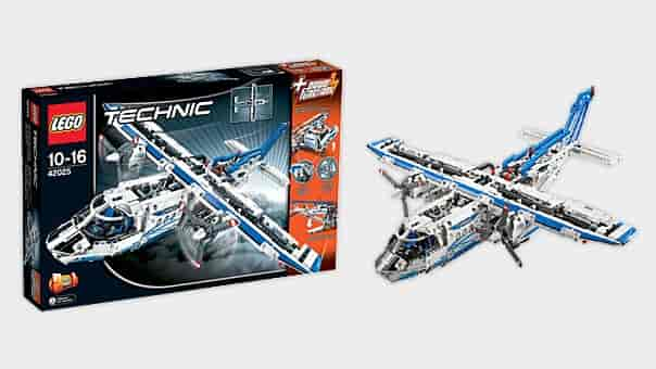 Buy Lego Technic Cargo Plane [42025], Features, Price, Reviews ...